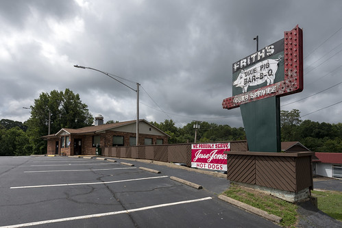 Frith's Dixie Pig Barbecue, Martinsville, VA