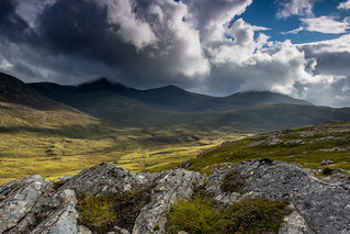 From Meall Breac. | by Gordie Broon.