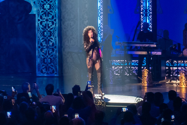 Cher : Classic Cher - The Theater at MGM National Harbor, Washington (2018)