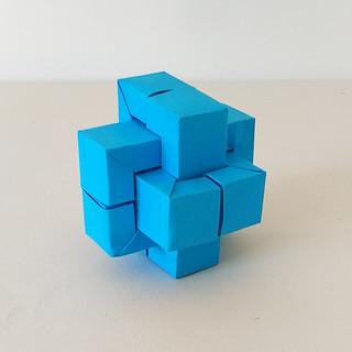 Six Piece Burr Puzzle | by pietro.vitelli