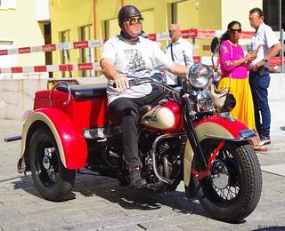 1941 Harley Davidson Servi-Car