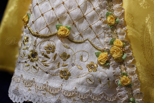 Rococo style gown | by natalia_belle_epoque