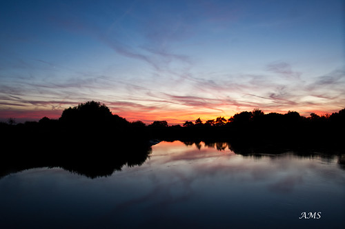 ams pentax gainsborough mortoncorner lincolnshire sunset trent river
