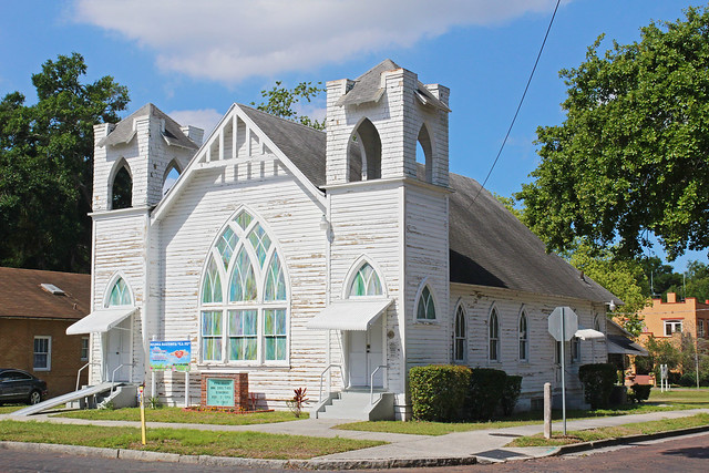 Old Primitive Baptist Church, Plant City