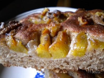 focaccia con susine e noci 00008 | by cheffina2012