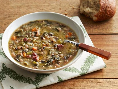 13 - Black-Eyed Pea Soup Recipe | by Onlinefoodblog