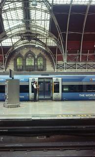 London - UK - Paddington Station