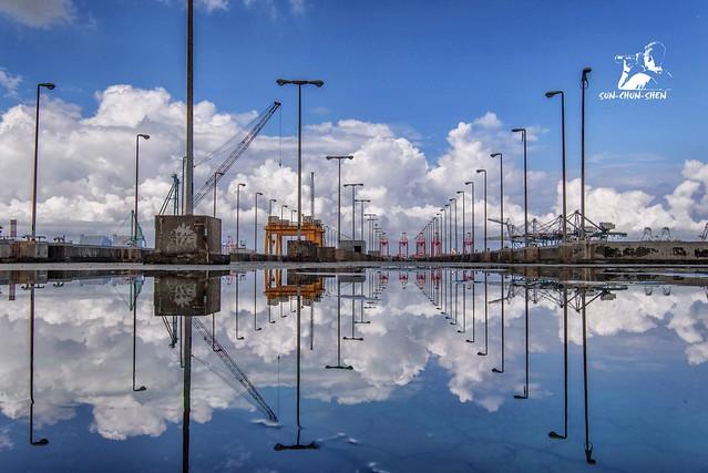 漁港-雨後限定