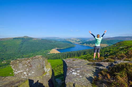 Bamford Edge, Peak District - top hikes in the UK | by www.beckythetraveller.com