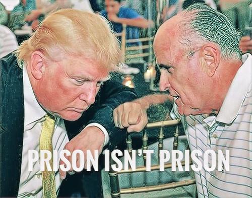 Prison isn't prison.