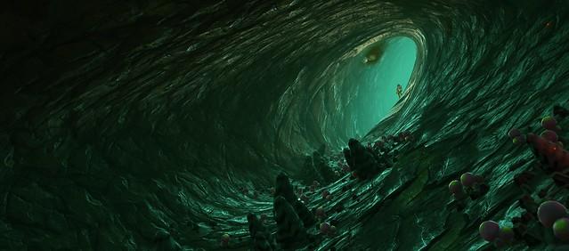 ''Cave-ins''