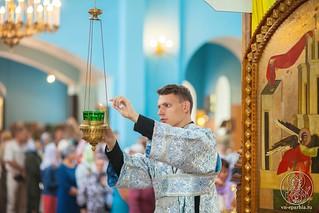 Освящение храма 415