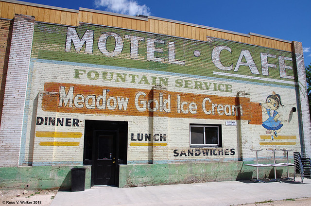 Meadow Gold Mural