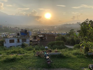 View from Kirtipur | by nolankav