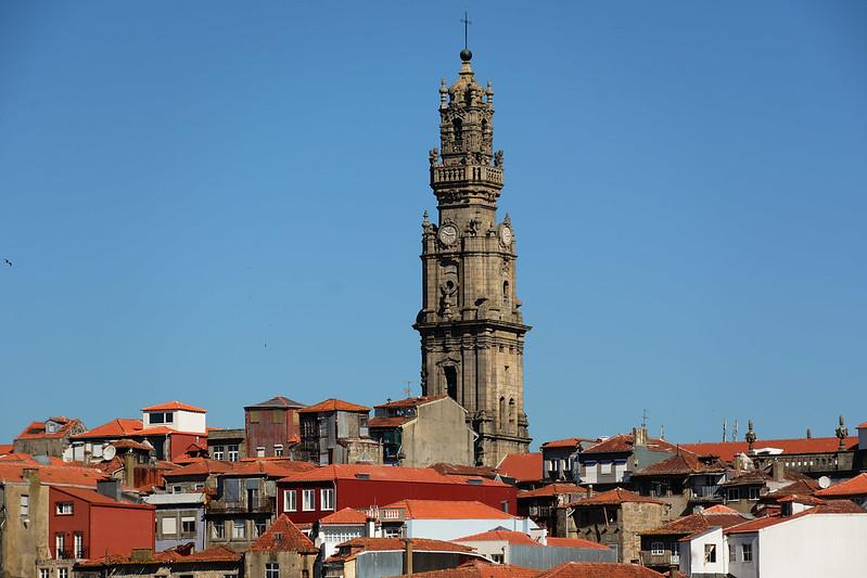 Clérigos Tower / Torre dos Clérigos