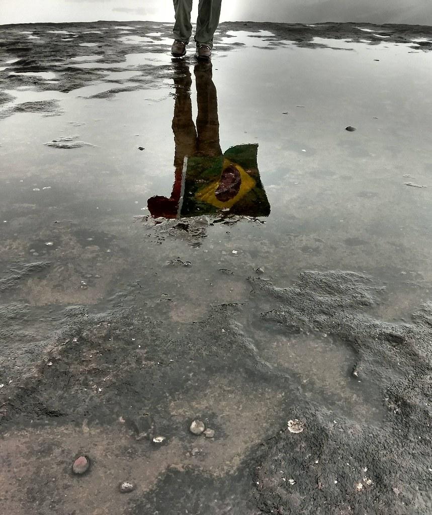 Lago Gladys, Monte Roraima