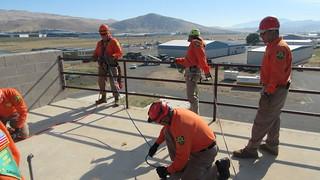 High Angle Ropes Training | by carsoncitysar