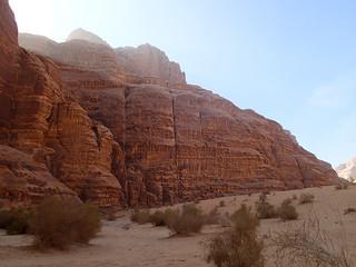 Merlin's Wand wall, Barrah Canyon | by Masa Sakano