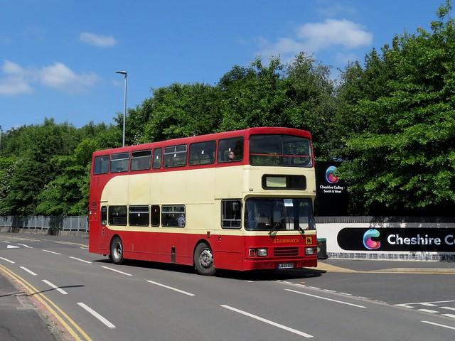 Stanways J622 GCR Crewe