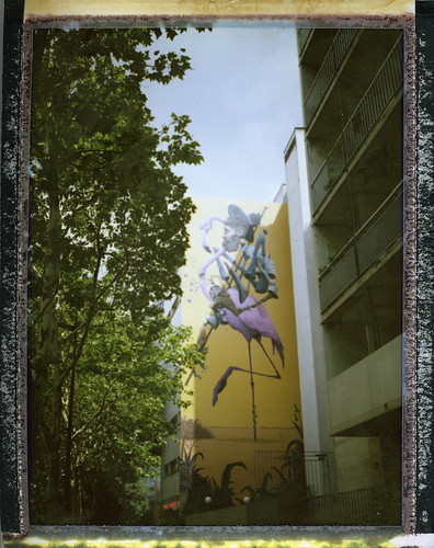 Maye, Paris 13 | by @necDOT