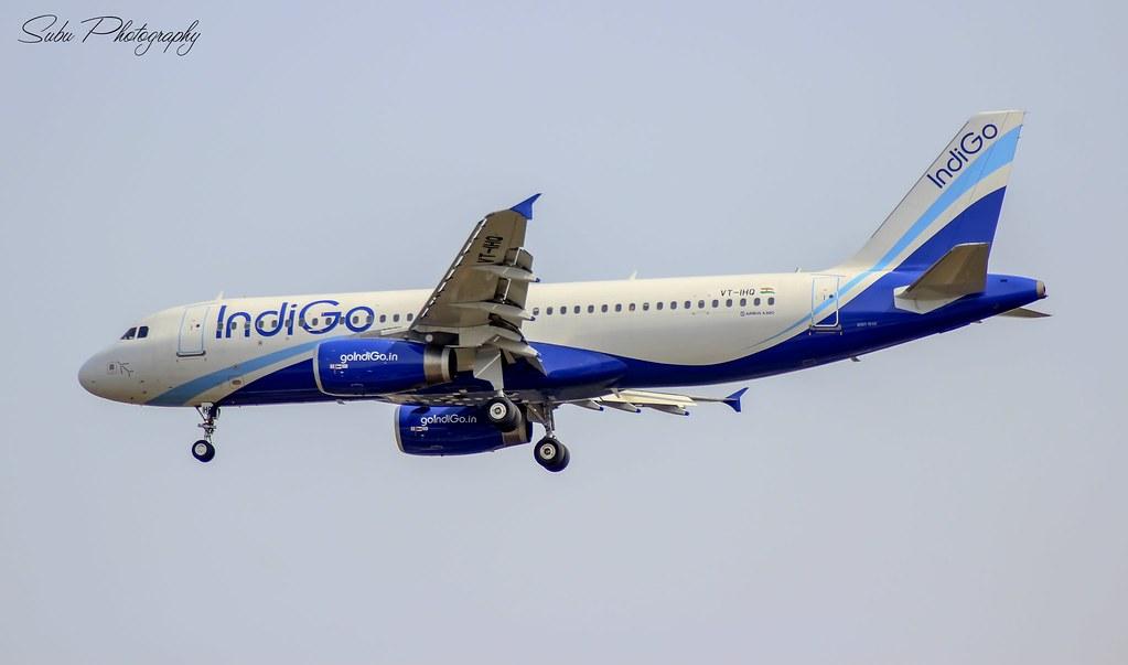VT-IHQ - Airbus A320-232 -c/n-2670
