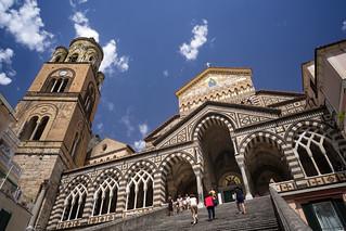 Amalfi Cathedral   by nan palmero