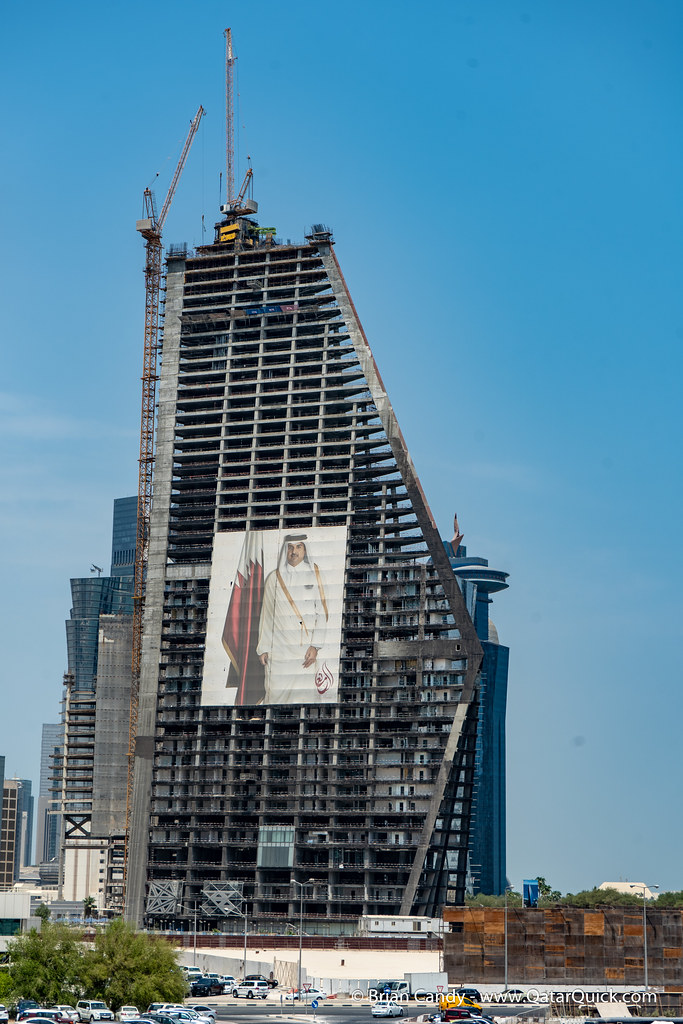 Burj Al Mana | The new Al Mana Tower under construction in W… | Flickr