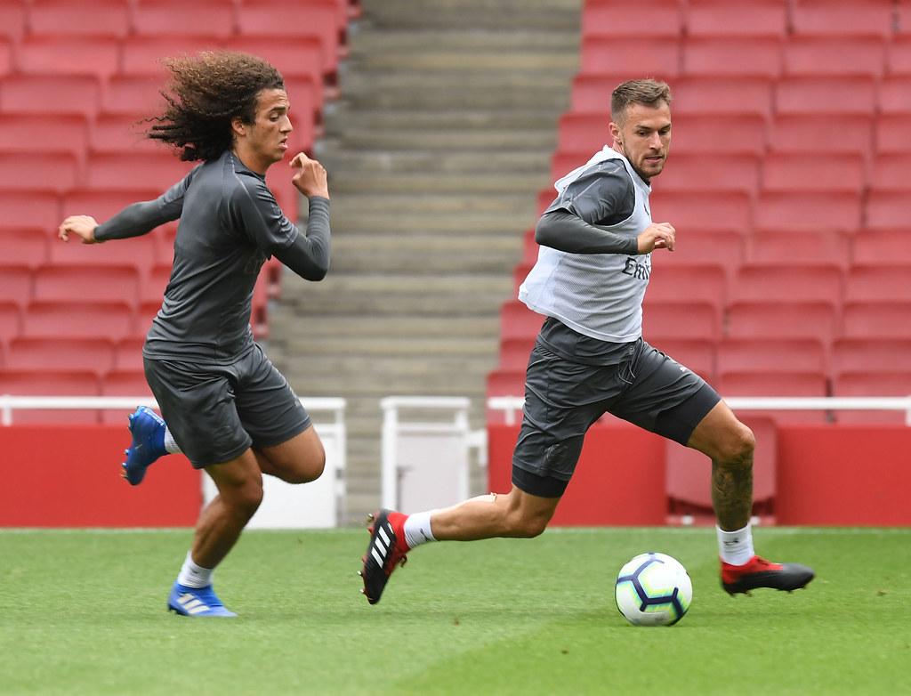 Trainer Arsenal London
