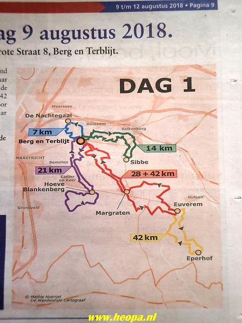 2018-08-09             1e dag                   Heuvelland         29 Km  (1)