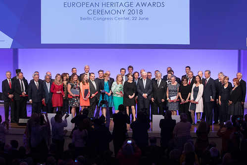 2018 European Heritage Awards Ceremony - Group Photo | by europanostra