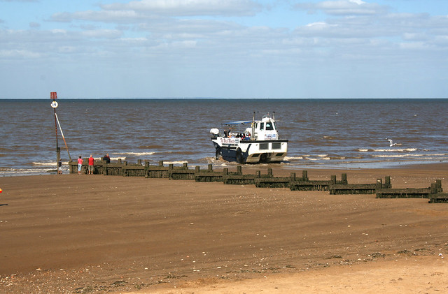 The Wash Monster, Hunstanton