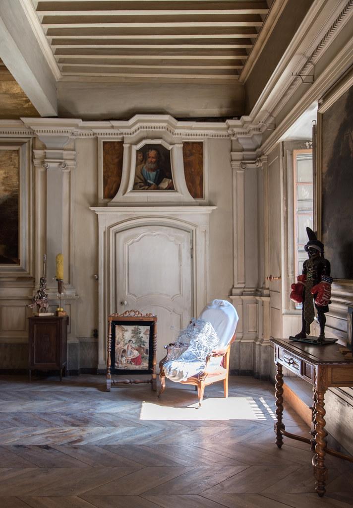 Salon de l\'ancien évêché, Moûtiers (Savoie, France) | Flickr