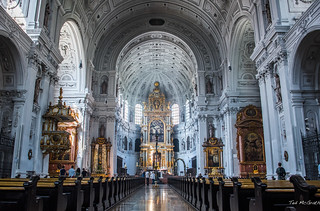 2018 - Germany - Munich - Michaelskirche | by Ted's photos - For Me & You