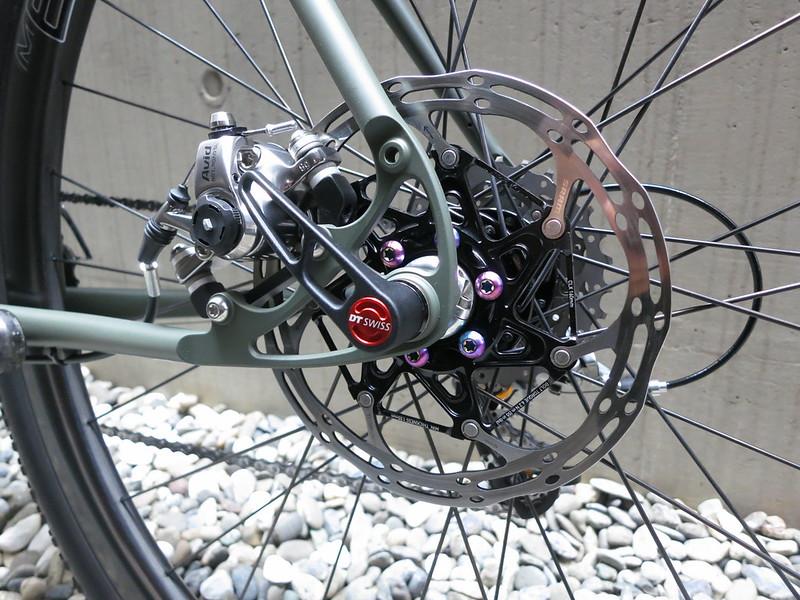 Corner Bikes Gravel Road Brake