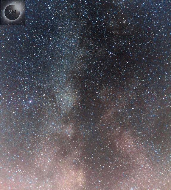 Milky Way Close Up 17/08/18