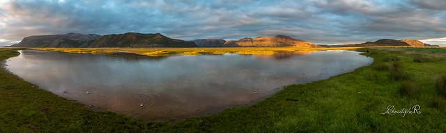 Panorama (Tanafjorden, Norvège)