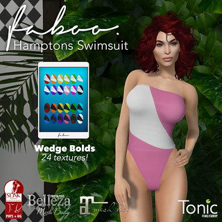 NEW RELEASE FROM FABOO!