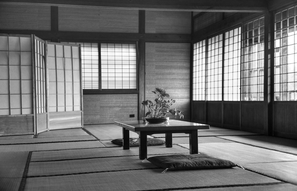 Upper House, ready for Zen meditation
