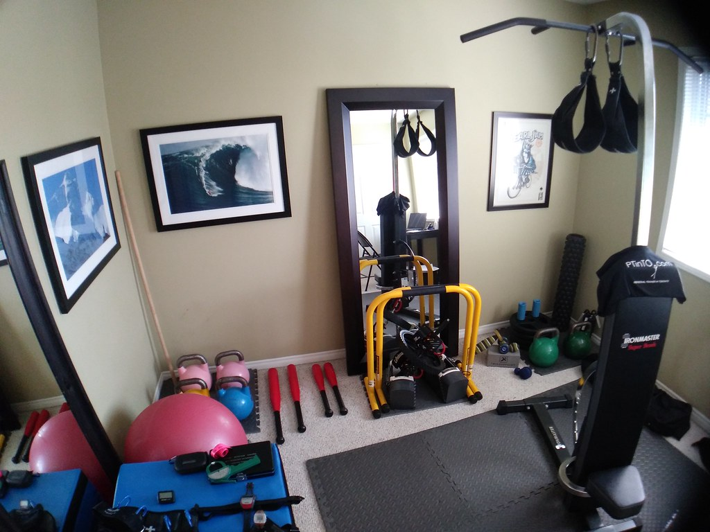Home gym fitness equipment ultimate home gym for all your u2026 flickr