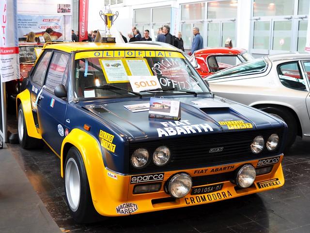 Fiat 131 Abarth Olio Fiat