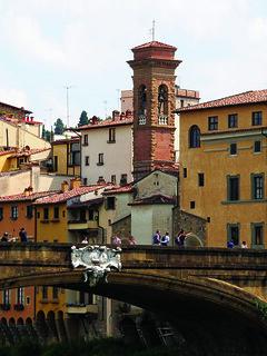 Ponte Santa Trinita, Florence, Italy | by T. Christensen