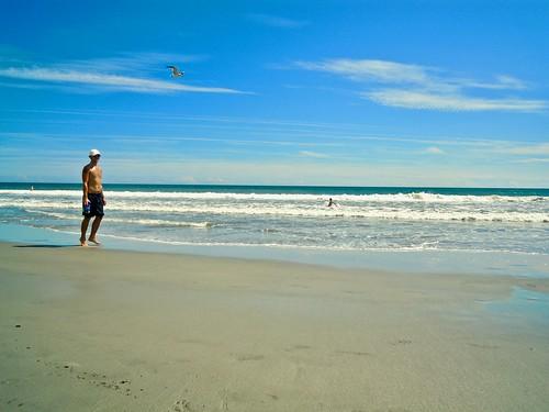 beach in blue  ....  LISTEN: | by Shein Die