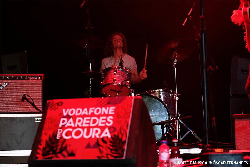 The Mystery Lights - Vodafone Paredes de Coura 2018