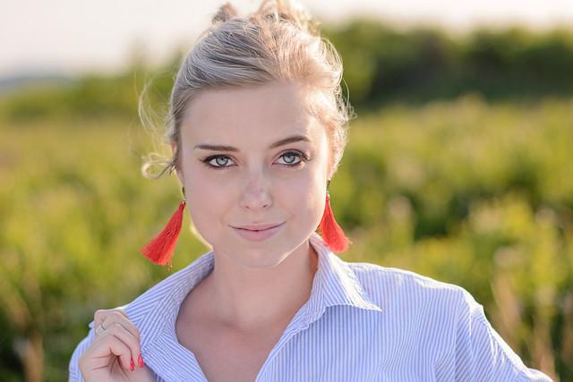 Danika - Bonavista Summer Portraits