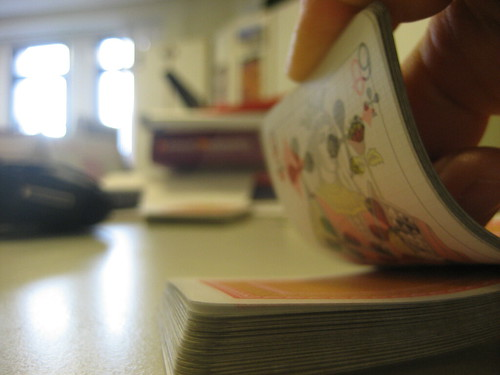 Shuffling Cards | by ccarlstead