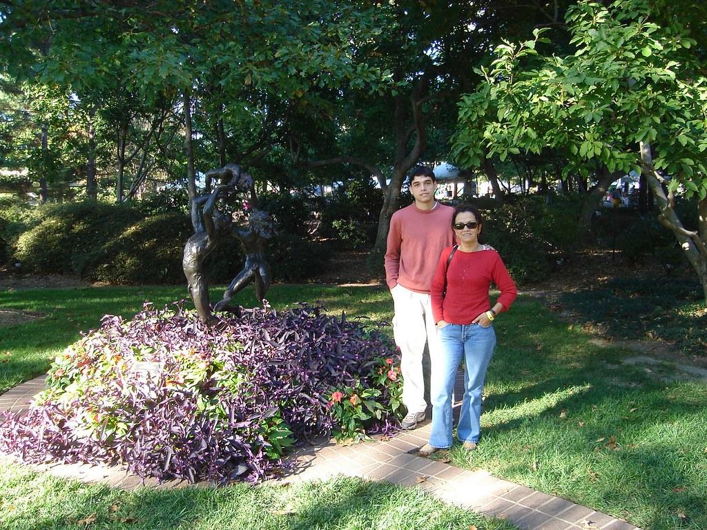 2006 10 01007 Usa St Louis Botanical Garden Daniel Araya