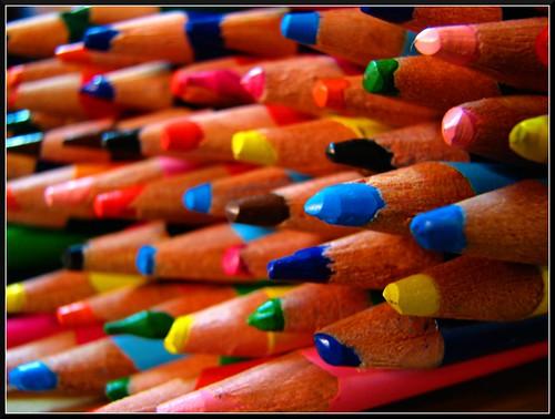 color macro bravo colorful colore dof explore s2is azzurro canons2 matite view300 canonn 25faves