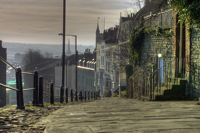 St Michaels Hill HDR