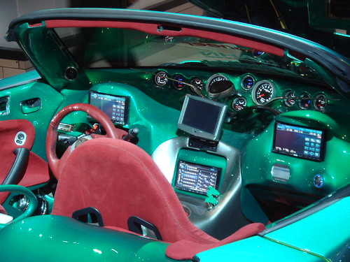 Tuned Pontiac console | by Mike Babcock