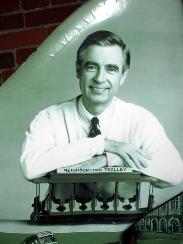 Mister Rogers | by glindsay65